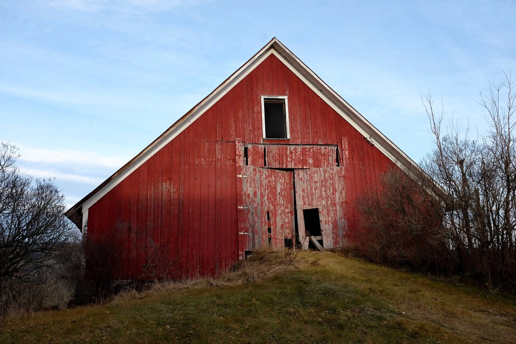 Peacham Barn
